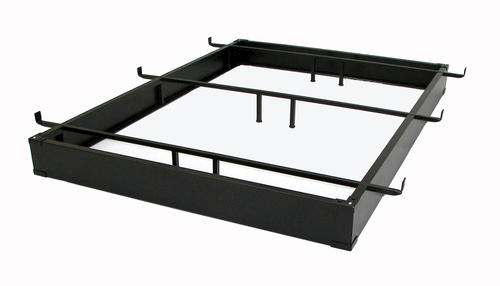 """Hollywood Dynamic Metal Eastern King Size 76"""" Bed Base at"""