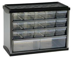17 Drawer Organizer Cabinet