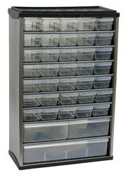 38 Drawer Organizer Cabinet