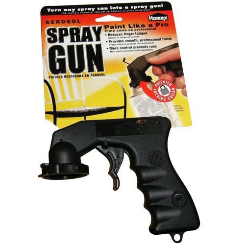 homax aerosol spray can adapter gun at menards. Black Bedroom Furniture Sets. Home Design Ideas