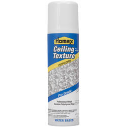 Homax Water-Based Popcorn Ceiling Texture Spray - 16 oz
