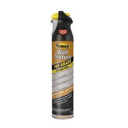 Homax Pro Grade Water-Based Orange Peel Wall Texture Spray - 25 oz