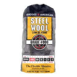 Homax #000 Extra Fine Steel Wool
