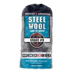 Homax #0 Fine Steel Wool