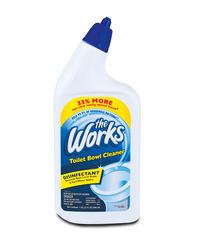 32 oz. Works Toilet Bowl Cleaner