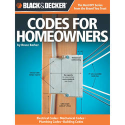 CODES FOR HOMEOWNERS, B&D COMPLETE GUIDE TO