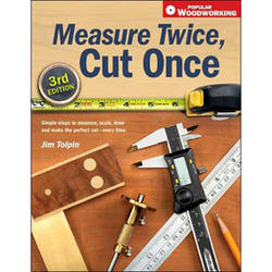 Measure Twice Cut Once (3Rd Ed)