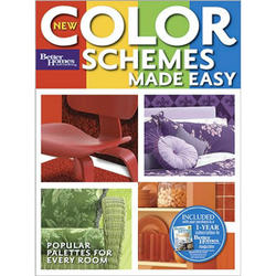 Better Homes & Gardens New Color Schemes Made Easy