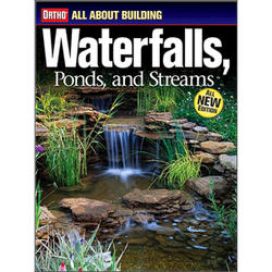 Ortho All About Waterfalls, Ponds And Streams