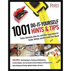1001 Do It Yourself Hints