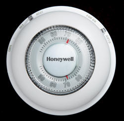 Honeywell Round Heat/Cool Thermostat