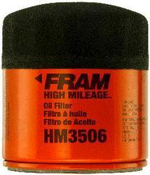 PH3506 FRAM High Mileage Oil Filter
