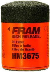 PH3675 FRAM High Mileage Oil Filter