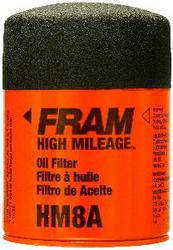 PH8A FRAM High Mileage Oil Filter