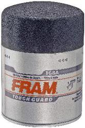 PH9837 Spin-On Oil Filter Tough Guard