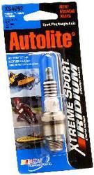 Autolite Powtip Motorcycle Plug 4092DP