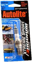 Autolite Powtip Motorcycle Plug 4163