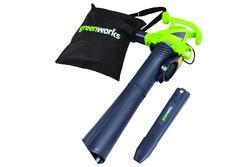 Greenworks 12-Amp Blower Vac