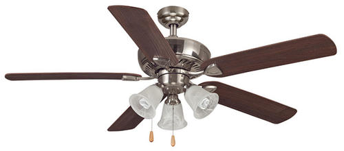 Turn Of The Century 174 Tisbury 52 Quot Brushed Nickel Ceiling