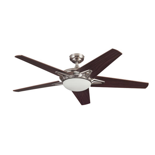 Turn Of The Century 174 Midori 52 Quot Brushed Nickel Ceiling Fan