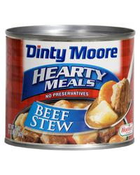 Dinty Moore Hearty Meals Beef Stew - 20 oz