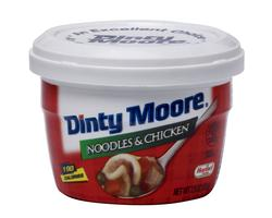 Dinty Moore Noodles and Chicken Soup - 7.5-oz Microwave Cup