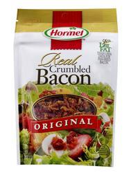 Hormel Original Real Crumbled Bacon - 4.3 oz