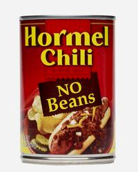 Hormel Chili with No Beans - 15 oz