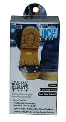 One Size Traction Cleats