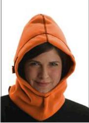 Polarex 6-in-1 Fleece Hood