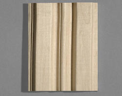 "3/4"" x 3-1/4"" x 7' Hardwood Fluted Casing"