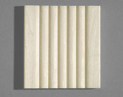 "3/4"" x 4"" x 7' Hardwood Reverse Fluted Casing"