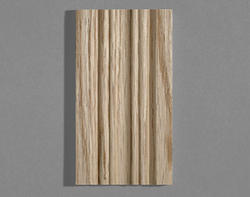 "1/2"" x 2-1/4"" x 7' Oak Fluted Casing"