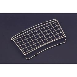 """WireCraft stainless steel bottom grid, 12.5"""" x 8.5""""x1""""D"""