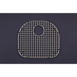"""WireCraft® stainless steel bottom grid, 19.125""""x17.25"""""""