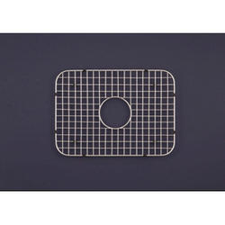 "WireCraft® stainless steel bottom grid, 19.125""x13.75"""
