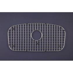 """WireCraft®  stainless steel bottom grid, 28""""x13.5"""""""