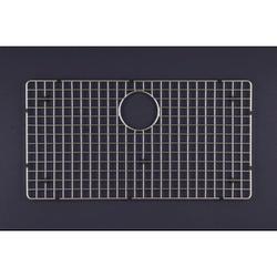 """WireCraft®  stainless steel bottom grid, 29.5""""x15.5"""""""