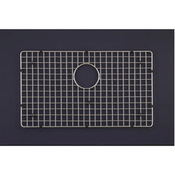 "WireCraft®  stainless steel bottom grid, 26.5""x15.5"""