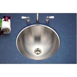"Opus undermount lavatory bowl, 6.125""deep, 18ga, Satin"