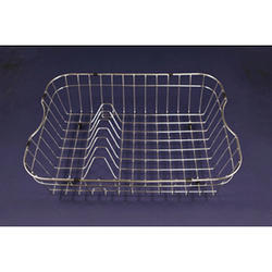 WireCraft® Rinsing Basket with Plate Racks