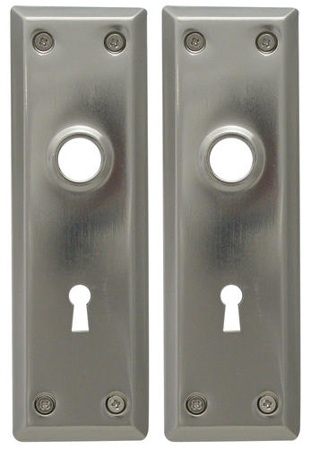 Satin Nickel Escutcheon Plates At Menards 174
