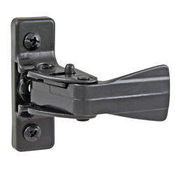 "1-1/2"" Hole Center Replacement Latch for Interior Storm Door"