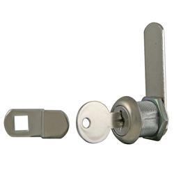 Disc Tumbler Cam Lock - Keyed Alike