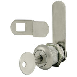 Disc Tumbler Cam Lock - Keyed Differently