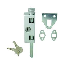 Keyed Aluminum Patio Door Lock