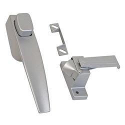 Aluminum Solid Strike Storm Door Latch