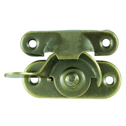 Clamp Style Sash Lock