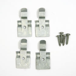 Zinc Storm and Screen Panel Spring Fasteners