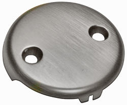 Plumb Works Overflow Face Plate
